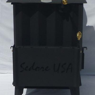 Sedore 3000 Black Brass Handles