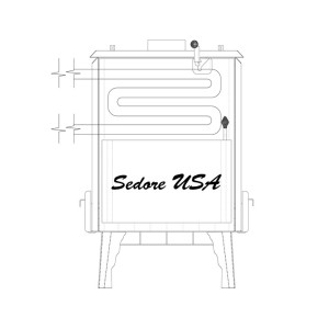 thermal transfer coil